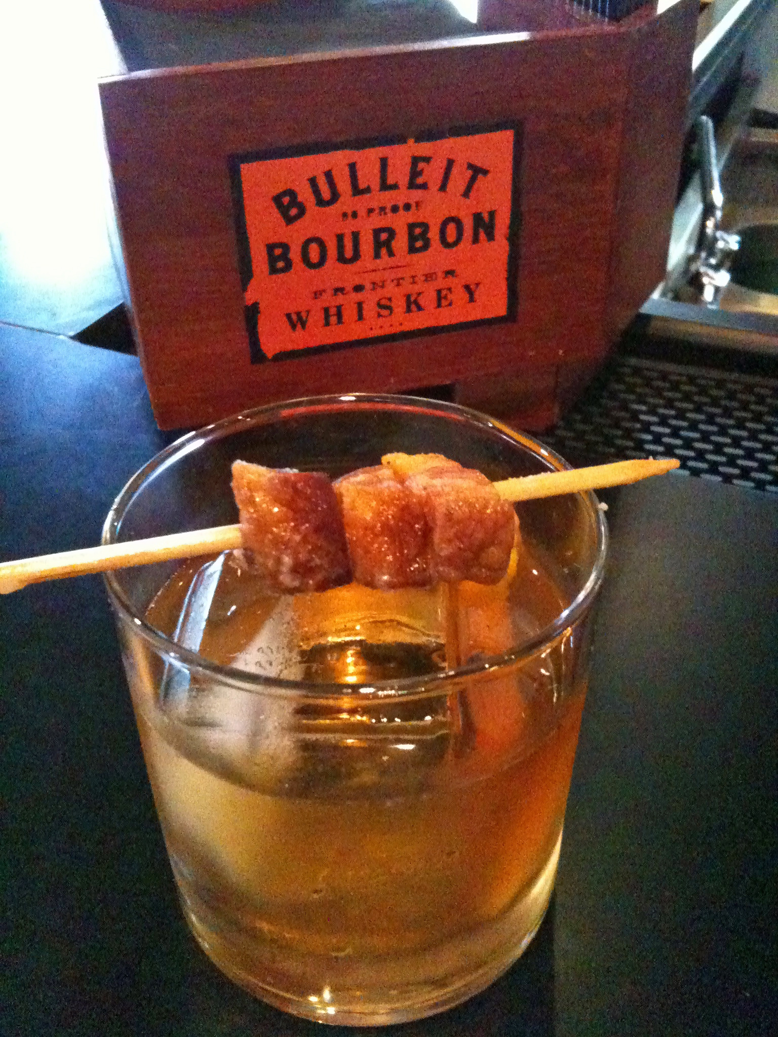 Urban Stack's Bacon-Infused Manhattan